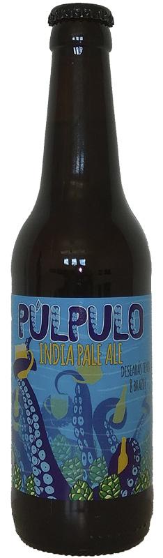 Cerveza artesana Púlpulo